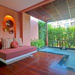 Fountain Pool Suite