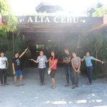 ....in front of alta cebu..
