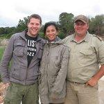with Ranger Richard