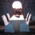 un tavolo del ristorante