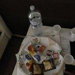 colazione in camera...