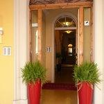 Palazzo Trevi B&B Entrance