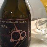 Birra Artigianale 33 cl ALMOND PEPE ROSA