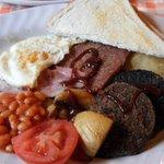 el mejor desayuno escoces