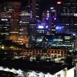 Beautiful Sydney at night