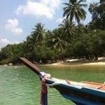 plage sabai beach