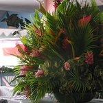 Bouquet d'acceuil