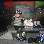 Rollerblading for all ages