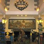 Bali Rani Reception