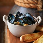 Mussels at The Wharf