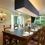 Private dining room for 16