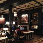 lobby bar and lounge.