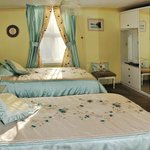 ROOM 4 - TWIN BEDS OR SET AS SUPER KING SIZED BED