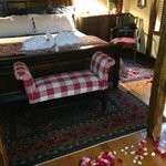 Romance in our premiere 18th Century room