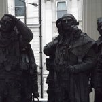 Bomber Command, the aircrew statues