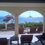 view from veranda unit # 12