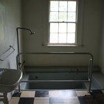 das historische Bad