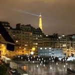 Vue sur la Tour Eiffel