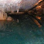 Crystal caves of Bermuda
