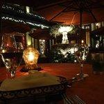 Restaurant - outside seating