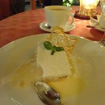 """Tres Leches"" - Typical Costa Rican dessert.  The best we had!"