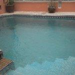 la piscine privée du riad
