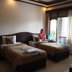 De Munut superior dbl room
