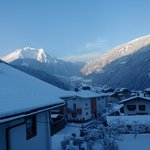 Balcony View - Suite - Mayrhofen at end of road!