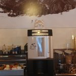 Excellent Coffee Machine and Great Teas