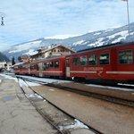 Zillertal Train