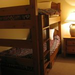 Alcove with bunk beds Room 363