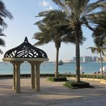 "Piscina con vista ""The Palm Jumeirah"""