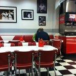 Luke's American Grille interior