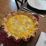 Breakfast Quiche - FANTASTIC!!!
