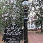 Twelve Oaks Sign