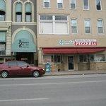 Antonella's Ristorante & Pizzeria right next to Boozie's