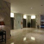 Lobby de los ascensore