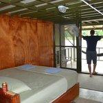 Room on houseboat