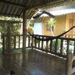 1-BR bangalow: terrace