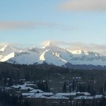 Gorgeous morning at Telluride