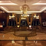 Just beyond the lobby...very grand