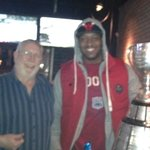 Tony Washington & Grey Cup