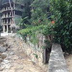 Path to El Jardin