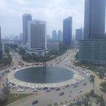 Bundaran HI (HI Roundabout)