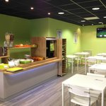 Le buffet petits-déjeuner à volonté avec viennoiseries pour moins de 6€!