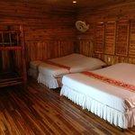 ห้องพักแบบพัดลม