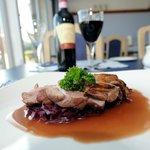 Classic Italian dishes - Lamb Chianti