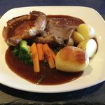 Sumptuous Sunday Lunch served from 12-4pm