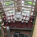 Veiw of lounge from 12th floor