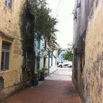 Coloane - just a lovely street